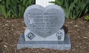 Monument to Unborn